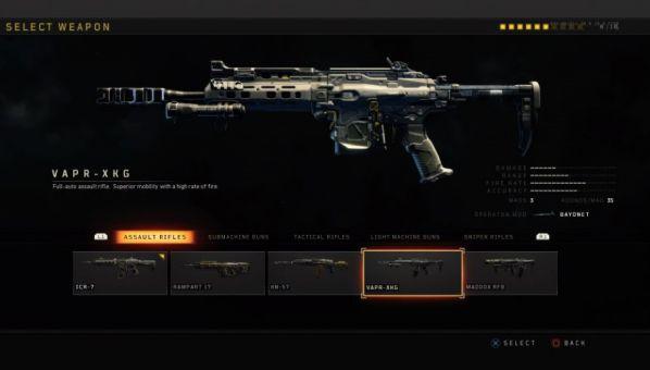 Cẩm nang tất cả các loại súng có trong Call of Duty: Black Ops 4 5