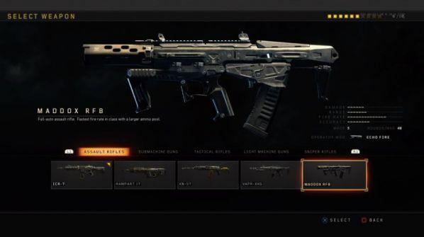 Cẩm nang tất cả các loại súng có trong Call of Duty: Black Ops 4 6