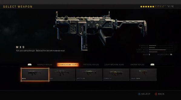 Cẩm nang tất cả các loại súng có trong Call of Duty: Black Ops 4 7