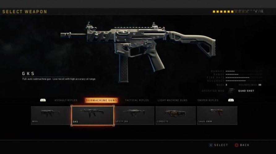 Cẩm nang tất cả các loại súng có trong Call of Duty: Black Ops 4 8