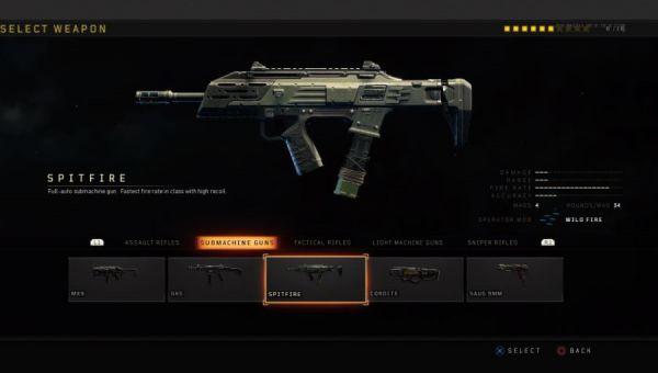 Cẩm nang tất cả các loại súng có trong Call of Duty: Black Ops 4 9