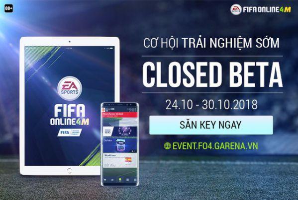 Tìm hiểu những tính năng của siêu phẩm FIFA Online 4 Mobile 1