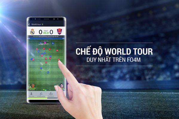 Tìm hiểu những tính năng của siêu phẩm FIFA Online 4 Mobile 10