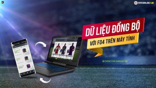 Tìm hiểu những tính năng của siêu phẩm FIFA Online 4 Mobile 4