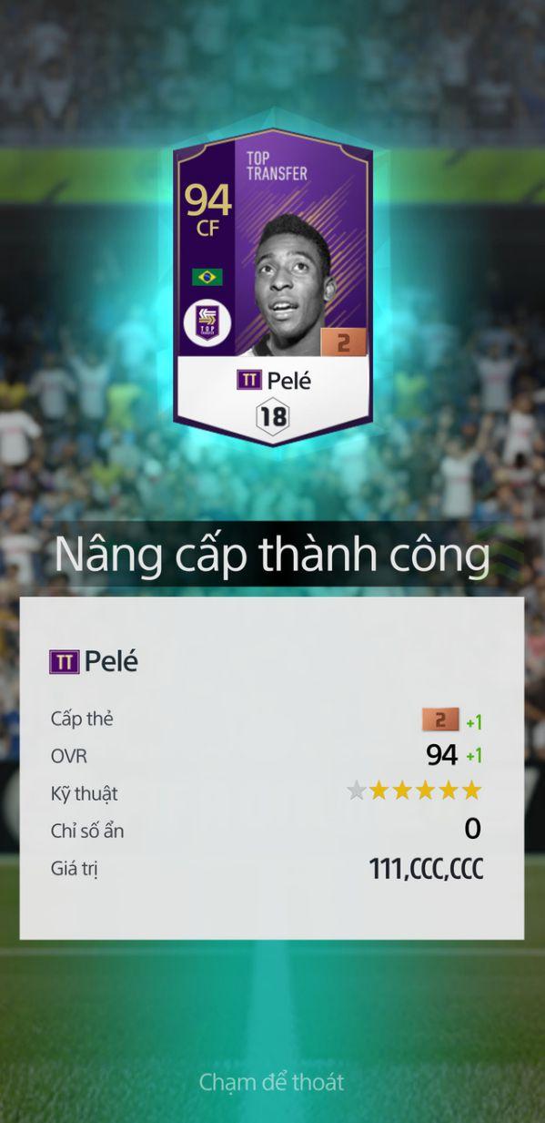 Tìm hiểu những tính năng của siêu phẩm FIFA Online 4 Mobile 6