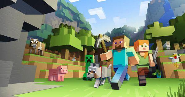 12 địa điểm quá lý thú trong Minecraft mà không nhiều người biết 1