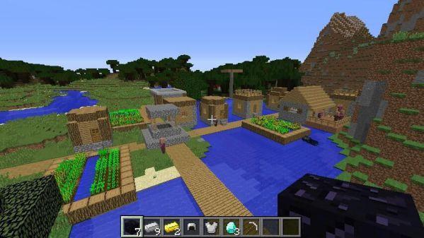 12 địa điểm quá lý thú trong Minecraft mà không nhiều người biết 2