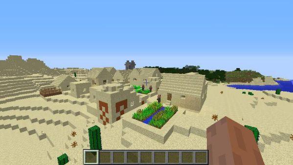 12 địa điểm quá lý thú trong Minecraft mà không nhiều người biết 4