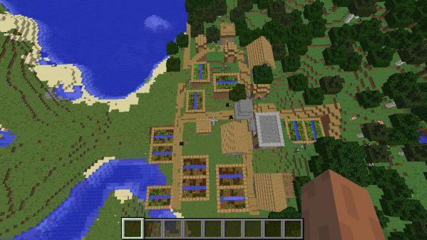 12 địa điểm quá lý thú trong Minecraft mà không nhiều người biết 5