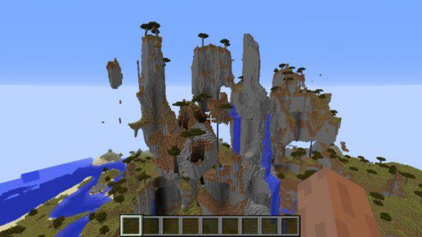 12 địa điểm quá lý thú trong Minecraft mà không nhiều người biết 7