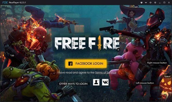 Hướng dẫn cách tải và chơi Free Fire bằng giả lập trên máy tính 1