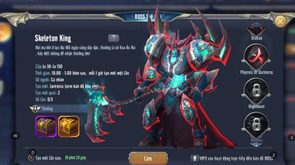 Bí kíp săn Boss thế giới hiệu quả trong game MU Awaken - VNG 1