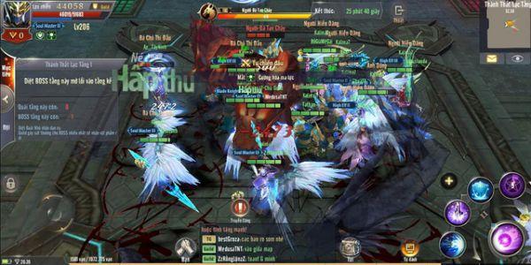 Bí kíp săn Boss thế giới hiệu quả trong game MU Awaken - VNG 11