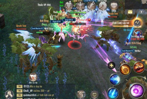 Bí kíp săn Boss thế giới hiệu quả trong game MU Awaken - VNG 4