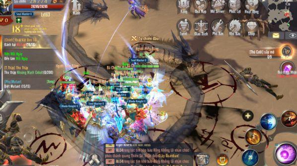 Bí kíp săn Boss thế giới hiệu quả trong game MU Awaken - VNG 7