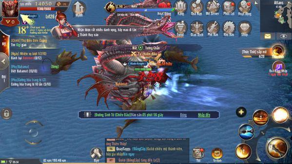Bí kíp săn Boss thế giới hiệu quả trong game MU Awaken - VNG 8