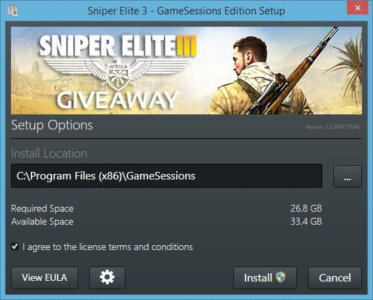 """Hướng dẫn cách nhận """"Sniper Elite 3"""" miễn phí 100% trước 2/1/2019 2"""