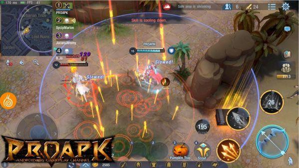 Hướng dẫn tải Survival Heroes cho iOS, Android và làm quen với giao diện 1