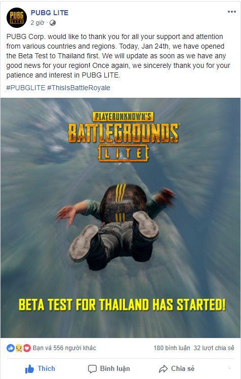 Hướng dẫn cách Fake iP Thái Lan để tải game PUBG Lite về FREE 1