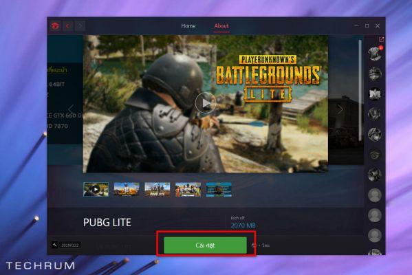 Hướng dẫn cách Fake iP Thái Lan để tải game PUBG Lite về FREE 11