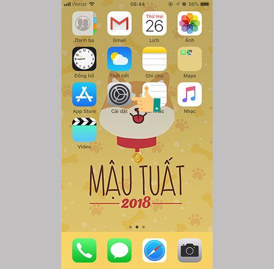 Hướng dẫn cách phát Wifi (Wifi Hotspot) trên iPhone dùng 4G 5