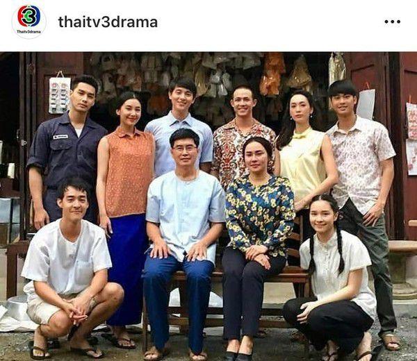 Phim Thái: Thầy Lang Trúng Mánh, Lồng Nghiệp Chướng lên sóng đầu 2019 9