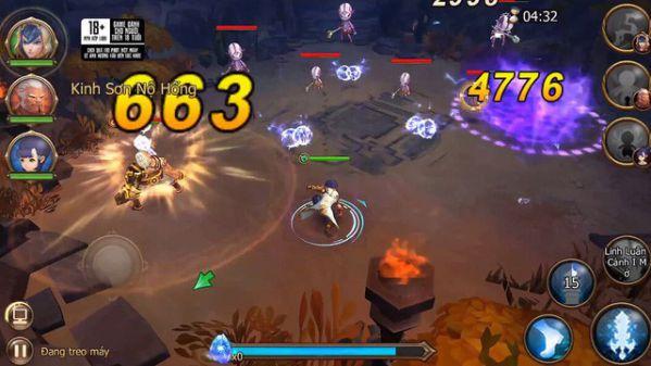 Trước Tết âm lịch 2019, có đến 3 tựa game mobile Việt hấp dẫn ra mắt 1