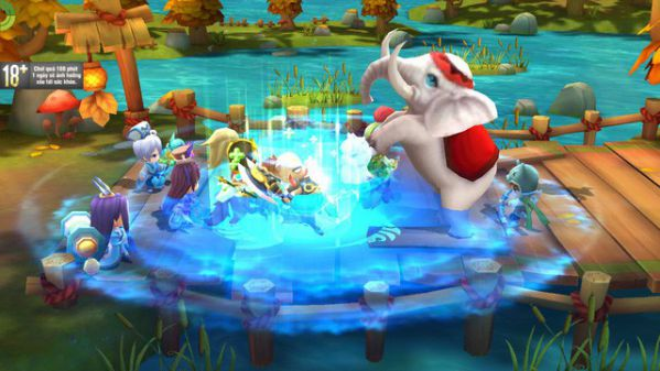 Trước Tết âm lịch 2019, có đến 3 tựa game mobile Việt hấp dẫn ra mắt 5