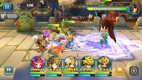 Trước Tết âm lịch 2019, có đến 3 tựa game mobile Việt hấp dẫn ra mắt 6