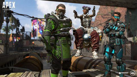 "Apex Legends"": Game FPS phong cách battle royale mới hot nhất 2019 5"