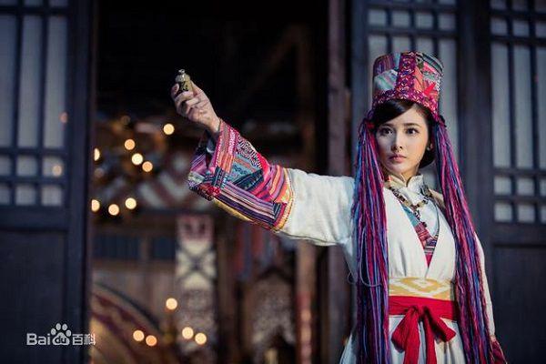"""Profile và phim của Trần Tinh Húc và Bành Tiểu Nhiễm trong """"Đông Cung""""5"""