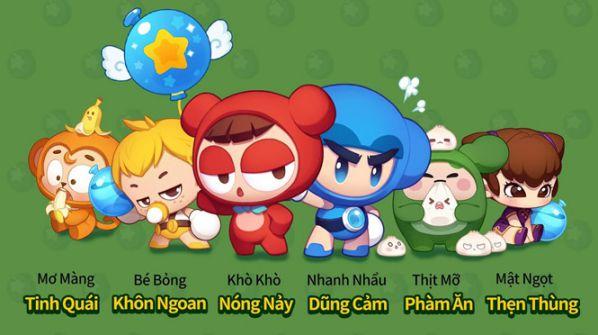 [3/2019] Top game mobile siêu hot mới và sắp ra mắt tại Việt Nam 8