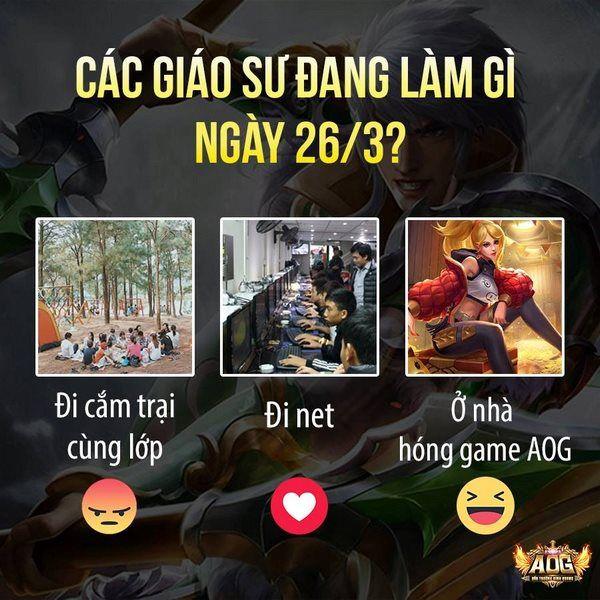 AOG – Đấu Trường Vinh Quang chính thức phát hành vào 28/3 4