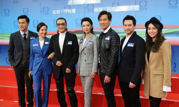 """""""Bằng Chứng Thép"""" và loạt phim HongKong hay lên sóng năm 2019 7"""