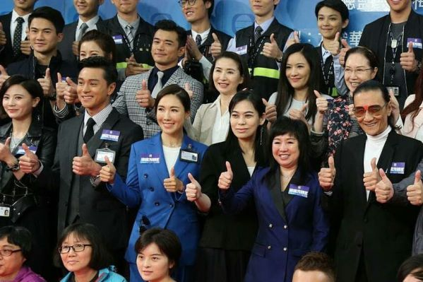 """""""Bằng Chứng Thép"""" và loạt phim HongKong hay lên sóng năm 2019 8"""