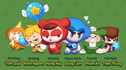 """Bom tấn """"Boom M"""" bản mobile của Boom Online mở cửa đăng ký 1"""