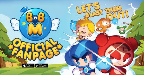 Boom M | Game đặt bom huyền thoại kế thừa Boom Online 1