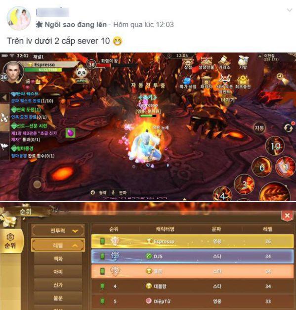 Cách tải game Thục Sơn Kỳ Hiệp Mobile phiên bản Hàn Quốc cho iOS 2