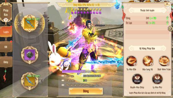 Cách tải game Thục Sơn Kỳ Hiệp Mobile phiên bản Hàn Quốc cho iOS 3