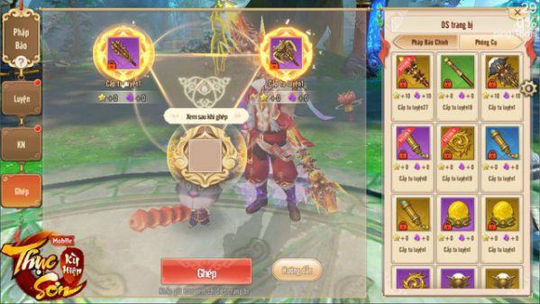 Cách tải game Thục Sơn Kỳ Hiệp Mobile phiên bản Hàn Quốc cho iOS 4