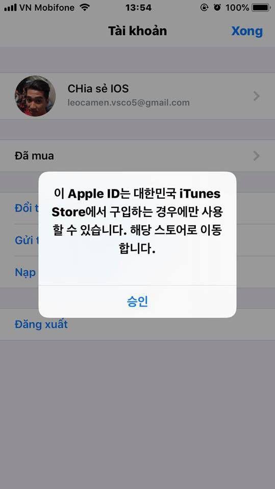 Cách tải game Thục Sơn Kỳ Hiệp Mobile phiên bản Hàn Quốc cho iOS 9