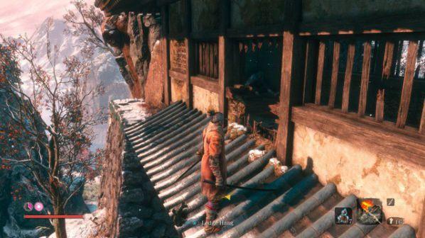 Cách tìm những bàn tay giả Shinobi trong Sekiro: Shadow Die Twice 2