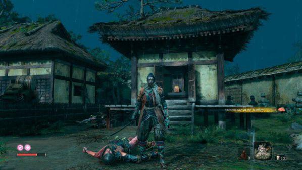 Cách tìm những bàn tay giả Shinobi trong Sekiro: Shadow Die Twice 4