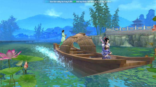 Vén bức màn bí mật về đồ họa trong Tân Thiên Long Mobile - VNG 4