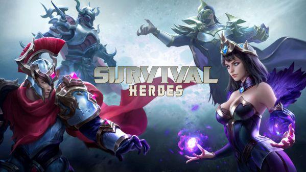 Đây là những lí do không thể không chơi Survival Heroes trong tháng 4 1