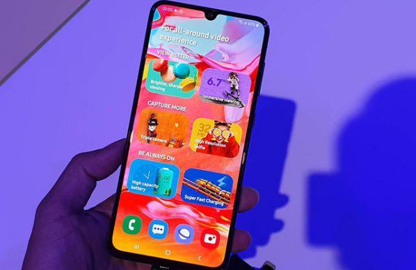 Loạt Samsung Galaxy A chơi game mobile ngon lành nhất hiện nay 2