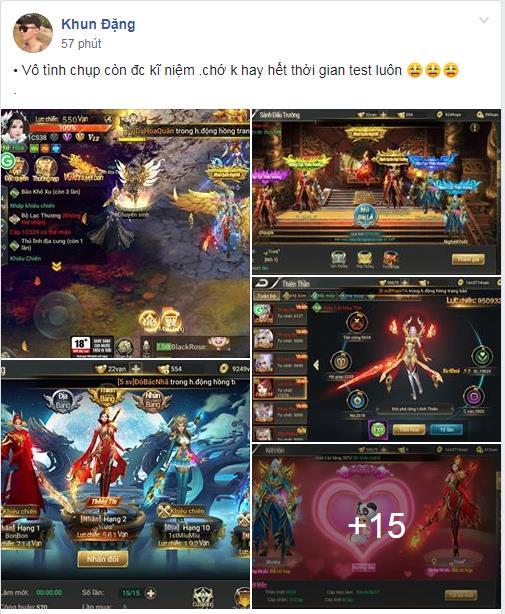 Loạt sự kiện đua top vô cùng hấp dẫn của MMORPG Thần Khúc Mobile 7