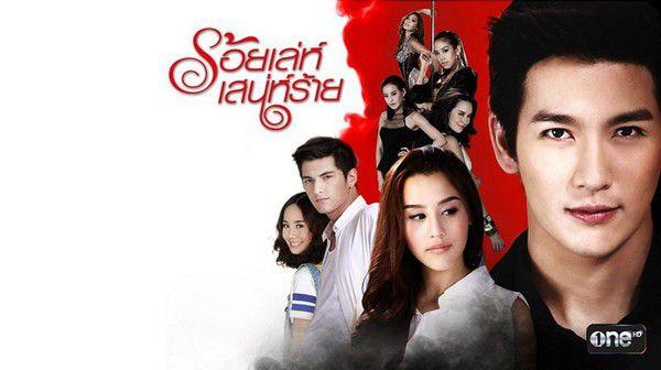 """Top các phim Thái """"yêu trong đau khổ"""" càng xem càng hấp dẫn 10"""