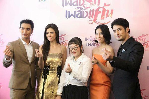4 phim Thái sắp ra mắt nửa cuối 2019 do Broadcast Thai TV sản xuất cho Đài CH3 1