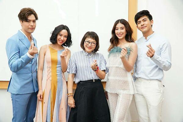 4 phim Thái sắp ra mắt nửa cuối 2019 do Broadcast Thai TV sản xuất cho Đài CH3 14